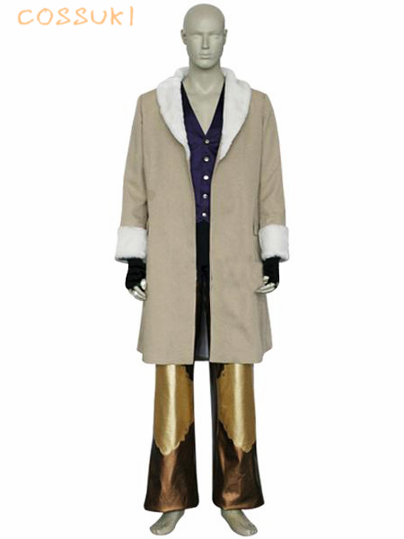 Final Fantasy VIII 8 Irvine Kinneas Uniform Cosplay Costume ,Perfect Custom For You !