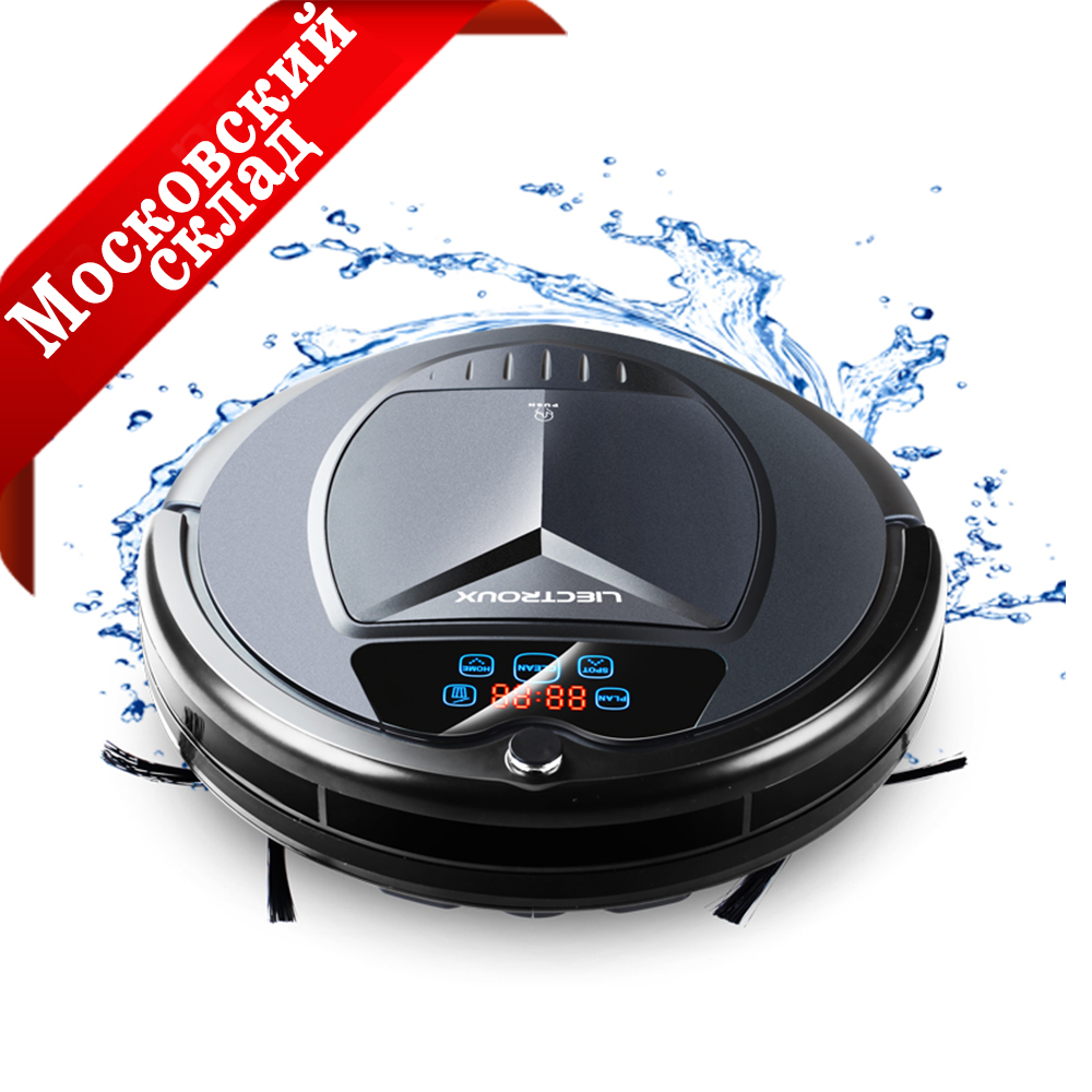 LIECTROUX B3000 Robot Vacuum Cleaner Wet Cleaning  For Home Carpet Sterilize Auto Sweeping Dust Pet Hair,Schedule,