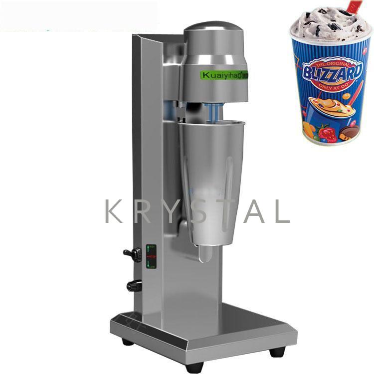 Coffee Milk shaker Electric Milk shake Blender Milk Shake Mixer Ice Cream Machine-A1 цена