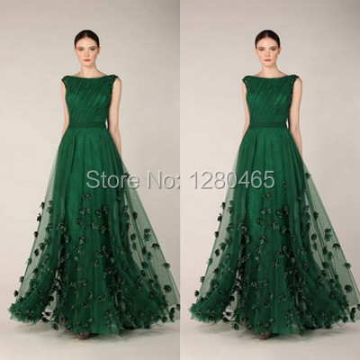 Prom Dress Emerald Green Promotion-Shop for Promotional Prom Dress ...