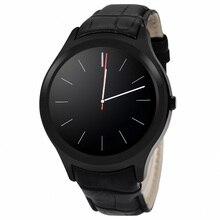 No. 1 d5 + android 5.1 teléfono de 1.3 pulgadas 3g smart watch mtk6580 Quad Core 1.3 GHz 1 GB RAM 8 GB ROM Heart Rate Monitor Podómetro Reco