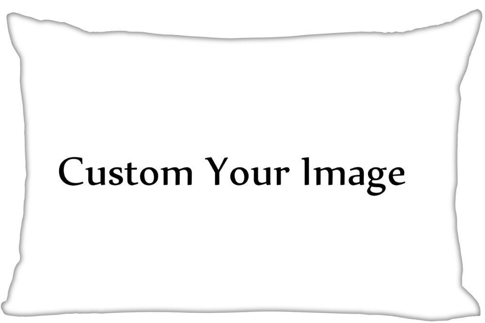 Custom Rectangle Pillowcase Zipper wedding Decorative 20pc per pack Custom Pillow Case For Bedroom