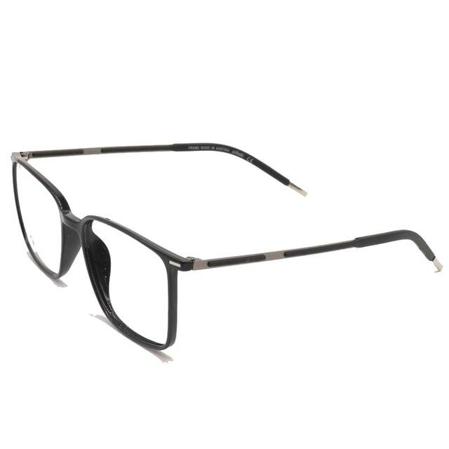 cfeff1250a ibboll Mens Optical Glasses Frames Luxury Brand Wrap Frames Square Fashion  Vintage Eyeglasses Frame Men Oculos Male S6075