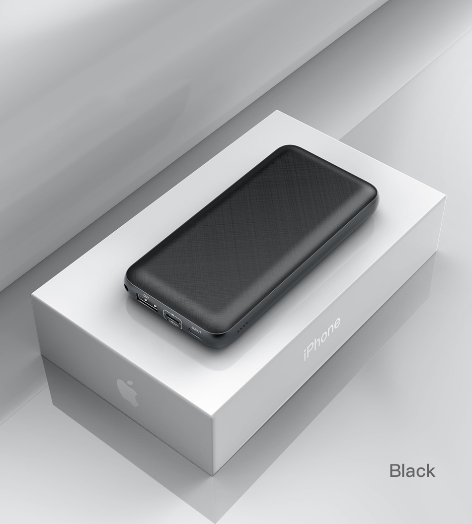 Baseus 20000mah PowerBank miniQ Power delivery Fast Charging Black available in Pakistan at www.brandtech.pk