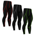 All Season Men Quick Dry Compression Pants Tights Skinny Leggings Bottom Fitness Bodybuilding