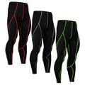 Toda a Temporada Dos Homens de Secagem rápida Calças De Compressão Calças Justas Leggings Inferior de Fitness Musculação