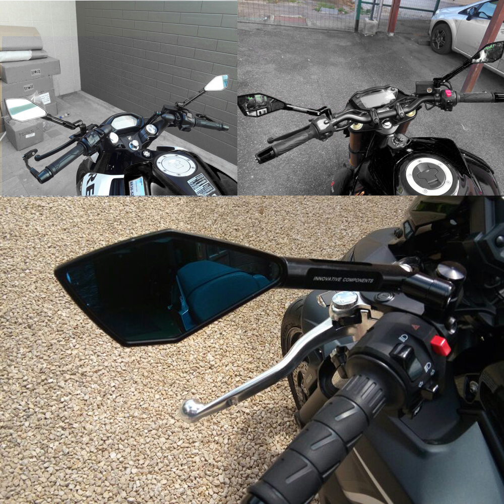 For Hyosung Gt125r Gt250r Gt650r Rear View Mirror Moto