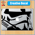"Star Wars Stormtrooper Vinyl cool design laptop decal sticker for 11"" 13"" 15""  MacBook decal cover skin para  Air Pro Retina"