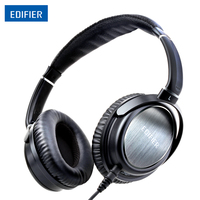 Edifier H850 Over Ear HiFi Headphones Professional Audiophile Headset Lightweight Wired Music Headphone For Iphone Ipod