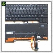 ภาษาอังกฤษBacklitสำหรับDELL Alienware 13 R1 R2 15 R1 R2 R3 R4 M13X M15X 04K8F6 0P30HM NSK LB1BC PK1316C1A03 US