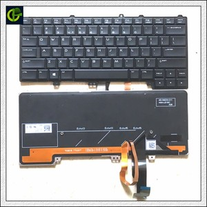 Image 1 - English Backlit Keyboard for DELL Alienware 13 R1 R2 15 R1 R2 R3 R4 M13X M15X 04K8F6 0P30HM NSK LB1BC PK1316C1A03 US