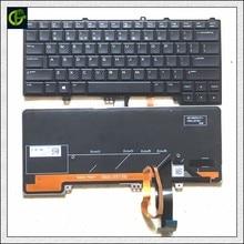Inglese Tastiera Retroilluminata per DELL Alienware 13 R1 R2 15 R1 R2 R3 R4 M13X M15X 04K8F6 0P30HM NSK LB1BC PK1316C1A03 US