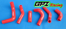 High performance silicone radiator hose FOR HUSQVARNA HVA TE TC 400 450 510 2002-2008 2003 2004 2005 2006 2007 08(China)