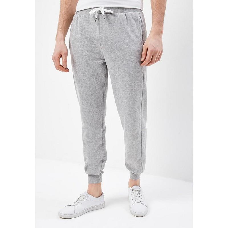 Pants MODIS M181S00042 trousers for male TmallFS irregular painting classic black blue denim pants men slim fit brand trousers male 2016 high quality cotton fashion jeans homme