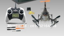2.4G 4CH 6 AXIS RC QUAD COPTER ,RC UFO,RC flying Scorpion