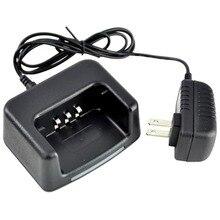 YIDATON chargeur de batterie dorigine pour talkie walkie pour TYT MD 380 rechape RT3 Radio bidirectionnelle C012