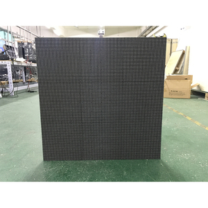Image 2 - Easy Installation P6mm 576x576mm Die Casting Aluminum Cabinet Indoor Led Display Panel, Led Video Wall, Full Color Led Screen