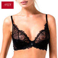Woman S Bra With A Soft Cups On Frames Everyday Lace ARDI R2530 16