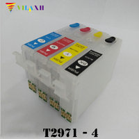 T2991 T2994 Refillable Ink Cartridge For Epson Expression XP 235 XP 332 XP 335 XP 432