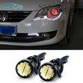 Carro levou drl águia olho lâmpada de luz de estacionamento para volkswagen vw polo beetle Golf 4 5 7 6 T5 Touran Bora Tiguan Passat B5 B6 B7 MK4
