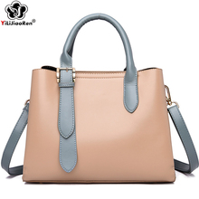 Casual Ladies Hand Bags Luxury Handbags Women Bags Designer Famous Brand Leather Large Capacity Tote Bag for Women Sac A Main luxury sac a main 2016 women handbags famous brand pu leather handbags high quality women tote bags print bag for lady s bolsas