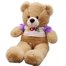 1pc 70cm Creative Love Teddy Bear Stuffed Animals Plush Toy for Children Kids Doll Kawaii Valentine Gift Lovers Girls