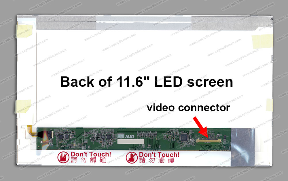 ФОТО QuYing LAPTOP LCD SCREEN for Acer ASPIRE 1410 1430 1430Z 1810 1810T 1810TZ 1551 1830 1830T 1830TZ TIMELINEX (11.6