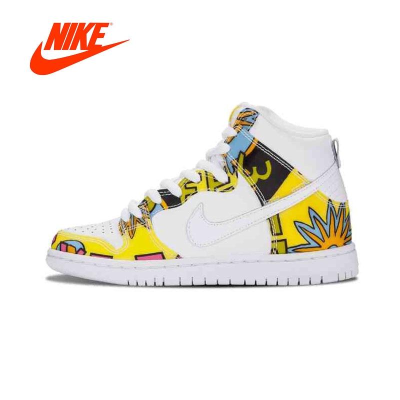 Original New Arrival Authentic Nike Dunk High PRM DLS SB QS