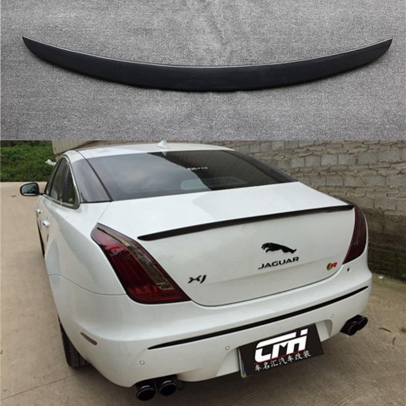 2010 Jaguar For Sale: Carbon Fiber Car Rear Trunk Boot Spoiler Rear Roof Wing