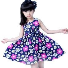 2d6d77d42 Chicas verano vestido elegante Vestidos de tutú ropa de los niños de la princesa  de niños ropa de bebé vestido de niña de Veteme.
