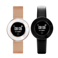 Women Ladies fashion Smart Watch good gift for girlfriend Sport Pedometer Waterproof Bracelet Blood pressure For IOS Android