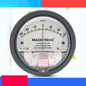 Micromanometer Micro-manometer Tester Meter Monitor Differenzdruckmessgeräte Micro Druck Differential Meter