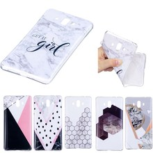 ФОТО marble phone case for huawei p8 p9 lite 2017 p10 cases soft tpu coque thin cover for huawei mate 10 mate 9 y6 y5 y3 2017 case