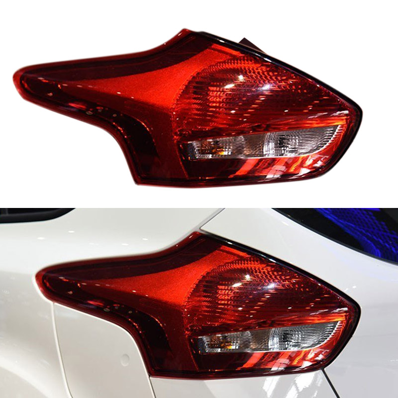 Fast Shipping Rear Tail Light Lamp for Ford Focus 2 Hetchback 2015 2016 2017 2018 drl left right Car Styling Accessories xuankun motorcycle accessories lx650 left and right tail body
