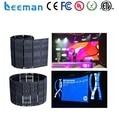 Leeman Sinoela P10 P16 P20 P25 alibaba express LED flexible led display soft led curtain portable flexible led curtain screen