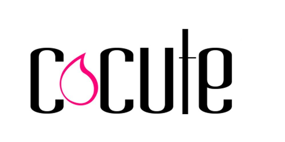 Лого бренда cocute из Китая
