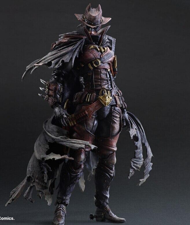 Batman West Cowboy Action Figure Kai Figure Toy 27cm