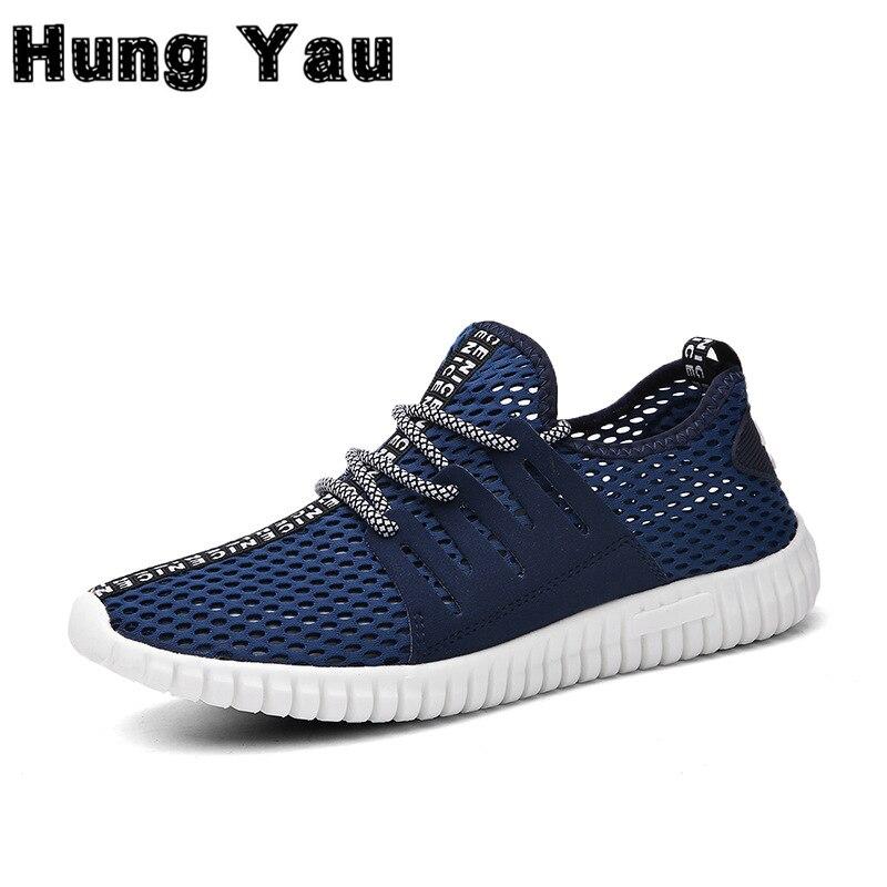 Aqua Zapatos Al Aire Libre Hombres Zapatos de Escalada Zapatos Casuales 2017 Ver
