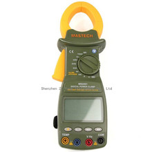 Buy online MASTECH MS2201 Digital Power Clamp Meter ACTIVE/APPARENT/REACTIVE POWER POWER FACTOR and ACTIVE ENERGY Tester