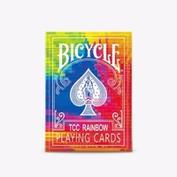 1 Deck Bicycle Rainbow Playing Cards Limited Edition Cardistry Fans Favorite Magic Cards Collection Poker