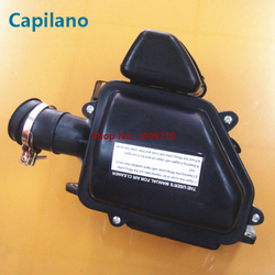 Motorrad CG125 luft reiniger luftfilter komplette assy für Honda 125cc CG 125 ersatzteile