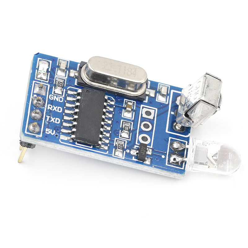 5V IR Infrared Remote Decoder Encoding Transmitter Receiver Wireless Module Quality In Stock