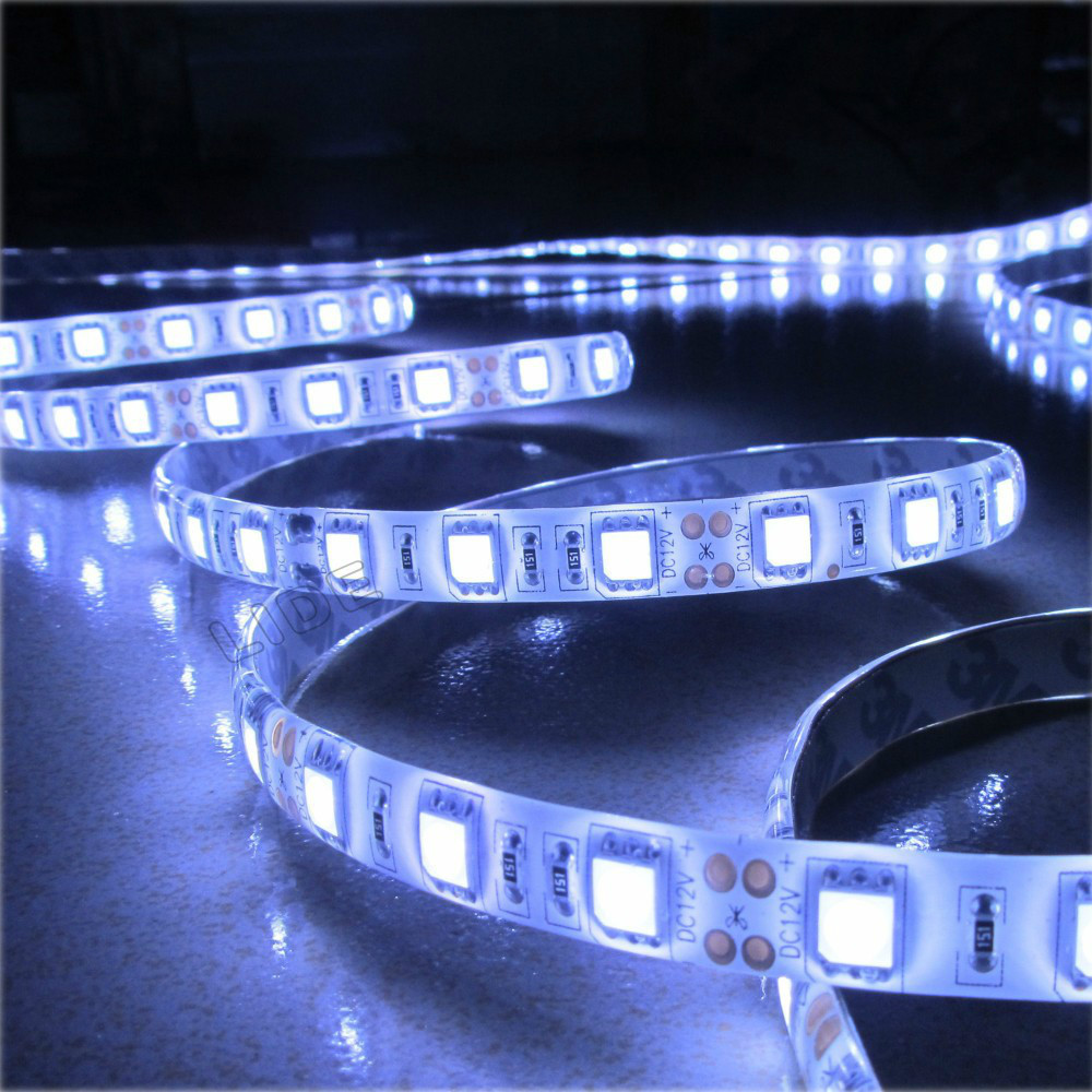 Ip20 No Waterproof 5m Dc 12v Rgb Led Strip Light 2835 5630 5050 Smd Led Ribbon String Tape For Indoor Outdoor Lighting Ip65 Lights & Lighting