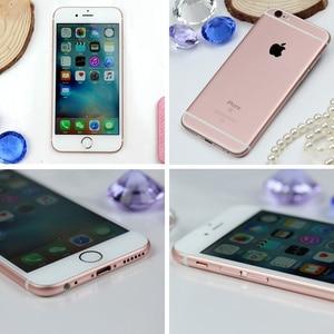 "Image 5 - מקורי Apple iPhone 6s 2GB RAM 16GB 64GB 128GB ROM 4.7 ""iOS ליבה כפולה 12.0MP מצלמה טביעות אצבע סמארטפון 4G LTE טלפון נייד"