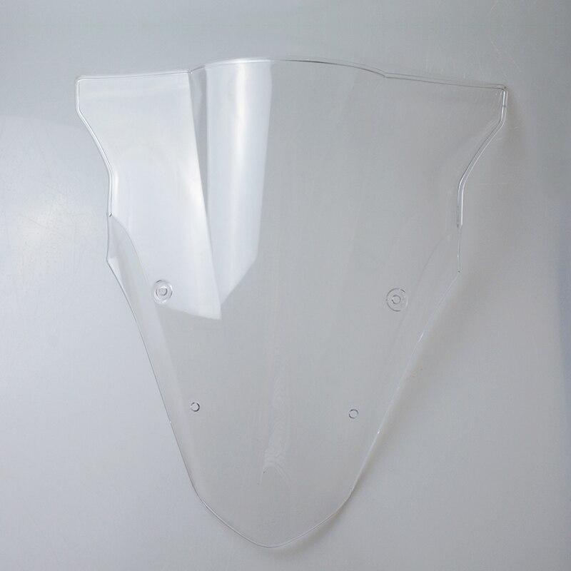 Высококачественное ABS двойное стекло ветровое стекло для Kawasaki Ninja 650 ER-6F 2012