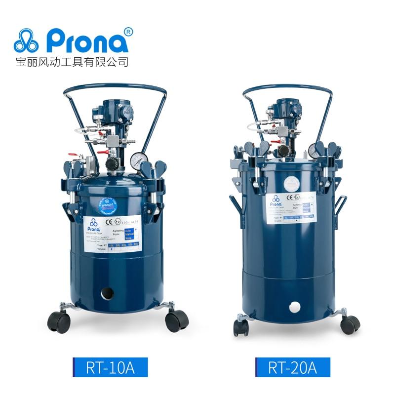 Prona nyomástartály RT-10A RT-20A RT-40A RT-60A, automatikus - Elektromos kéziszerszámok - Fénykép 2