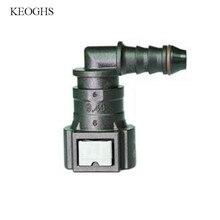 KCSZHXGS 9,49 ID6 топливный быстрый соединитель мужской женский соединитель для 6-8 мм соединители топливного шланга 1 шт