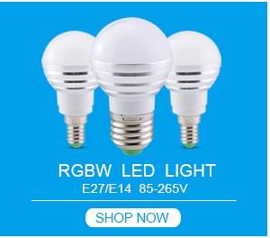 Лампа E27 3 вт красочные авто вращающийся RGB и светодиодные лампы этап свет лампы диско партия для украшения дома освещения лампы
