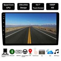 Универсальный 9/10. 1 дюймов 2 Din мультимедиа для Android авто радио 2Din автомобильное радио с GPS Bluetooth Fm Wifi автомобильный стерео 47