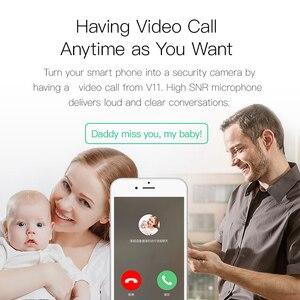 Image 4 - 인간의 홈 보안 감시 cctv 네트워크 와이파이 카메라의 1080p 클라우드 무선 ip 카메라 지능형 자동 추적